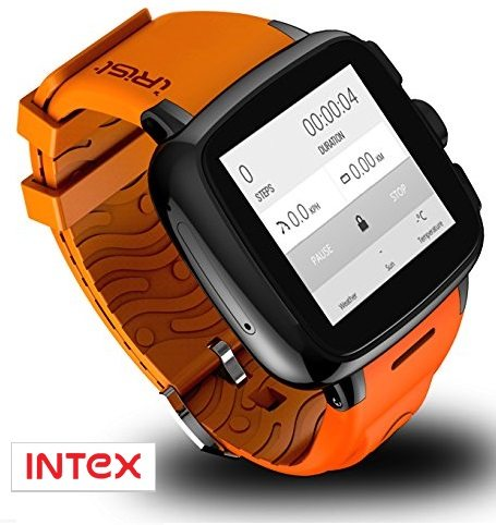 Intex IRist - WatchPhone Android