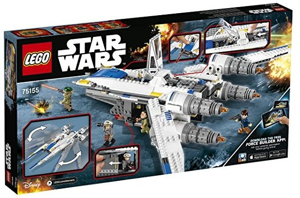 LEGO Star Wars - Figura rebel U-Wing Fighter