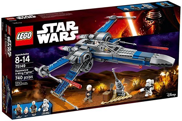 LEGO Star Wars TM - Resistance X-Wing Fighter