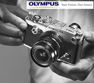 Promoción Olympus PEN-F - Cámara EVIL