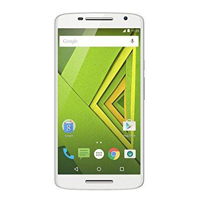 "Motorola Moto X Play - Smartphone de 5.5"" (Full HD, 4G, 1.7 GHz Octa Core, 2 GB RAM, 16 GB, cámaras de 21/5 MP, Android 6)"