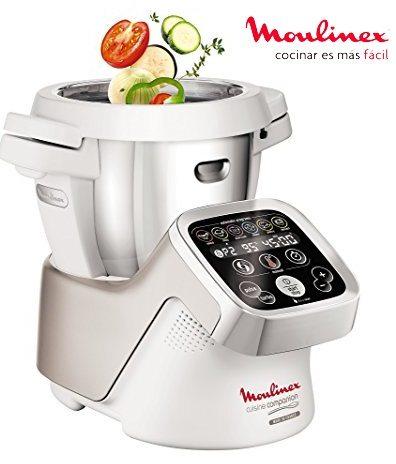 Moulinex Cuisine Companion - Robot de cocina