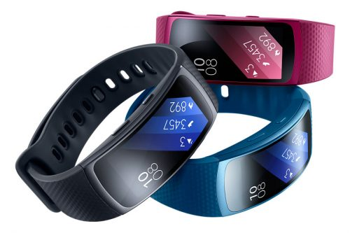Samsung Gear Fit 2 Smartwatch