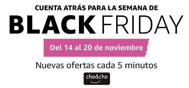¡Amazon Black Friday! Cada día nuevas ofertas