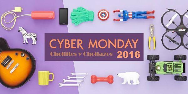 ¡¡Cyber Monday Amazon 2016!! Las mejores ofertas para este Lunes loco.