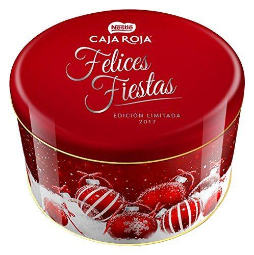Nestlé Caja Roja - Bombones de Chocolate SurtidosNestlé Caja Roja - Bombones de Chocolate Surtidos