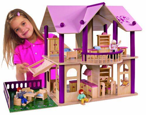 Eichhorn 2513 - Casa de muñecas