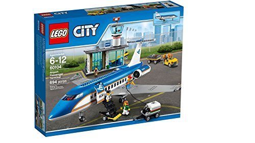 LEGO City - Aeropuerto, terminal de pasajeros