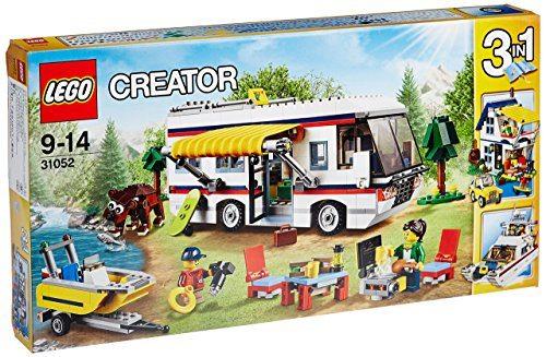 LEGO Creator - Caravana de vacaciones