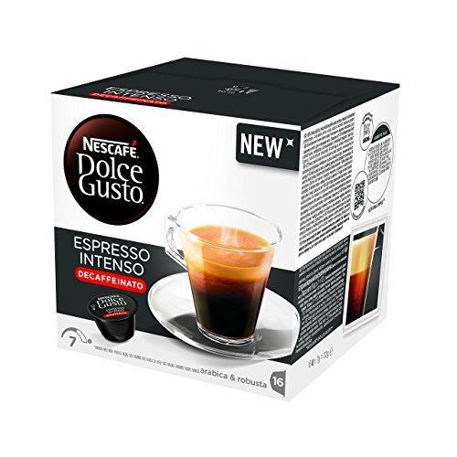 Nescafé Dolce Gusto - Espresso intenso descafeinado