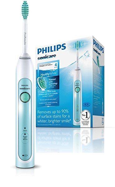 Philips HX6711/02 - Cepillo de dientes SoniCare HealthyWhite
