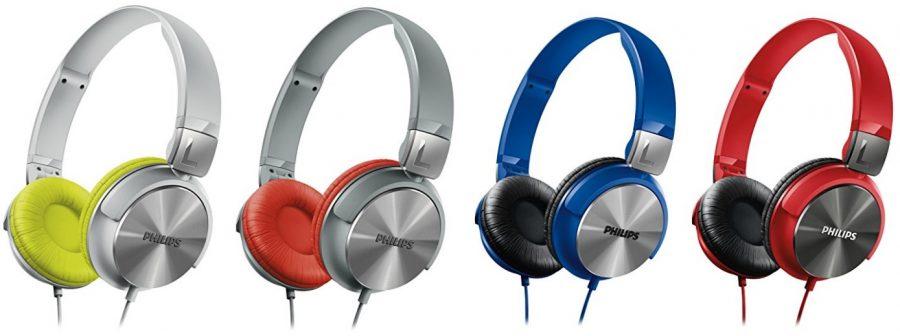 Philips SHL3160 - Auriculares de diadema cerrados tipo DJ
