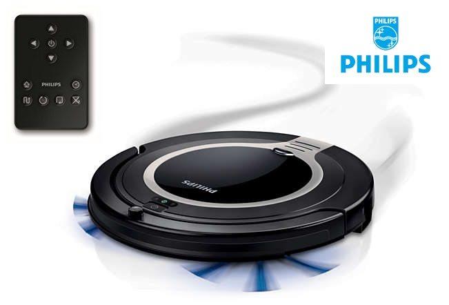 Philips SmartPro Compact Robot aspirador