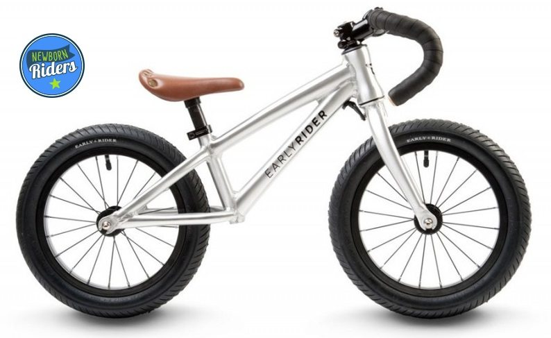 Bicicleta sin pedales para niños Early Rider Road Runner 14