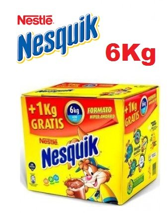 Nesquik Cacao Soluble - 6000 gr