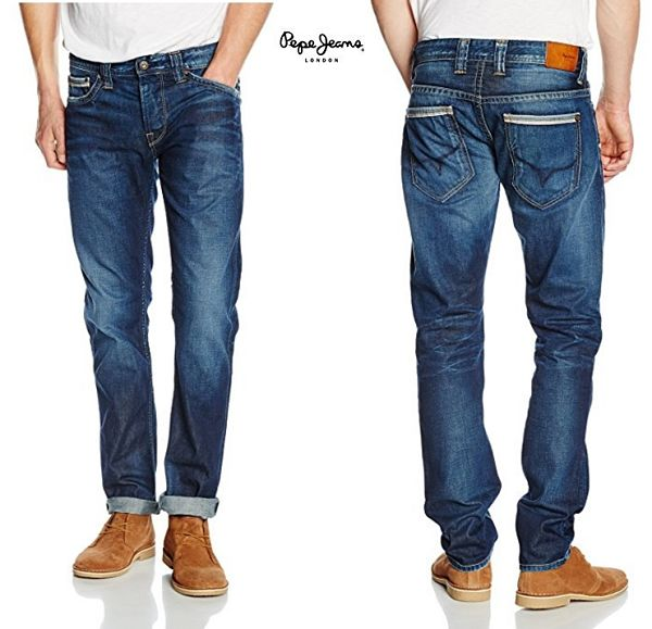 Vaqueros Pepe Jeans Reguralar Lyle