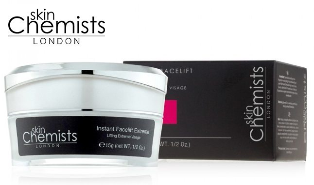 skinChemists Instant - Lifting facial instantáneo extremo