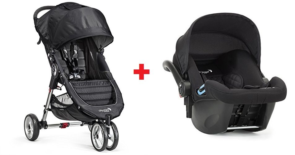 Baby Jogger City GO + Baby Jogger City Mini