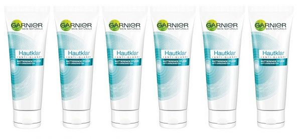 Garnier Piel clara pack de 6
