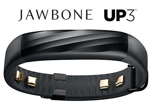 Jawbone UP3 - Monitor de actividad y sueño