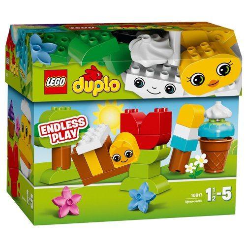 LEGO DUPLO Baúl creativo - juegos de construcción