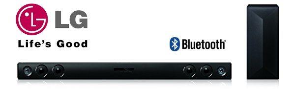LG LAC553B 2.1 Barra de sonido de Bluetooth con Subwoofer