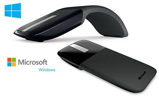 Ratón óptico Microsoft Arc Touch