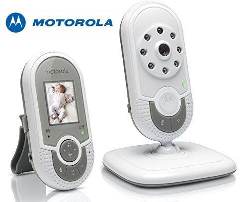 """Motorola MBP621 - Vigilabebés vídeo con pantalla a color de 1.8"""""""