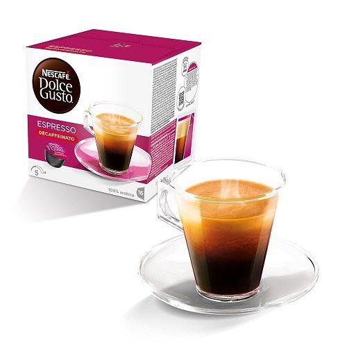 Nescafé Dolce Gusto - Espresso descafeinado