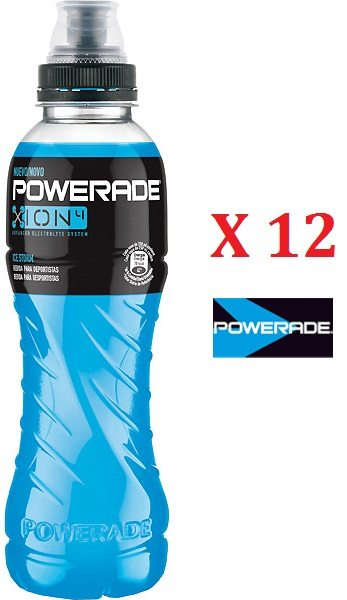 Pack Powerade bebida isotónica Ice Storm