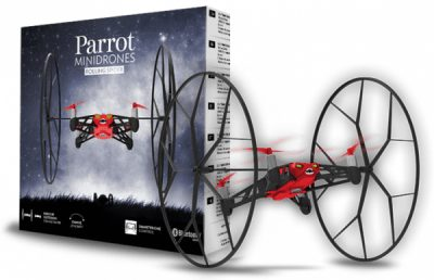 Parrot - MiniDrone Rolling Spider