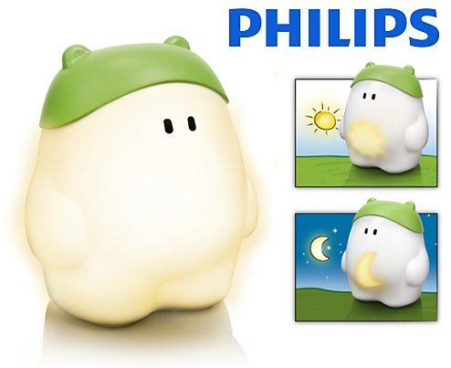 Lámpara de mesa infantil Philips myKidsRoom myBuddy