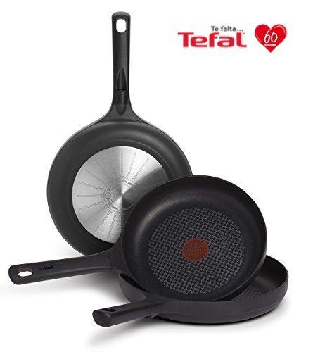 Tefal Sensoria - Pack de 3 sartenes