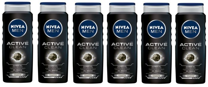 Pack Gel de Ducha Nivea Men London 96 Active Clean