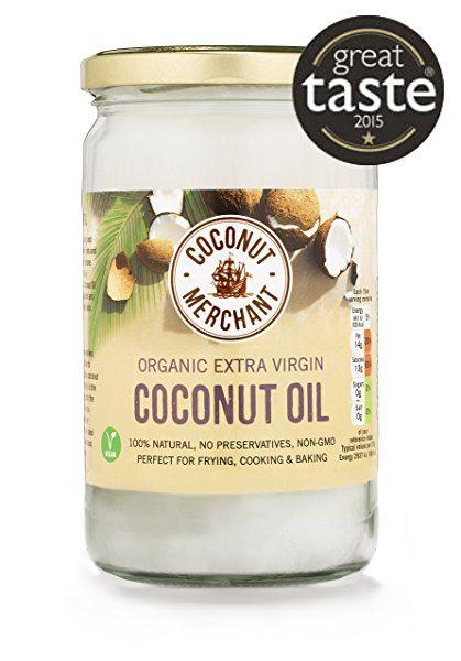 1L Aceite puro de coco virgen extra orgánico