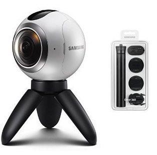 Samsung Gear 360 + Value Kit