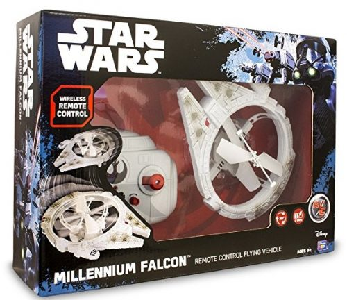 Drone volador Star Wars Millenium Falcon