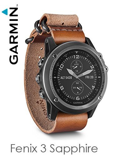Reloj Garmin Fēnix 3 Zafiro