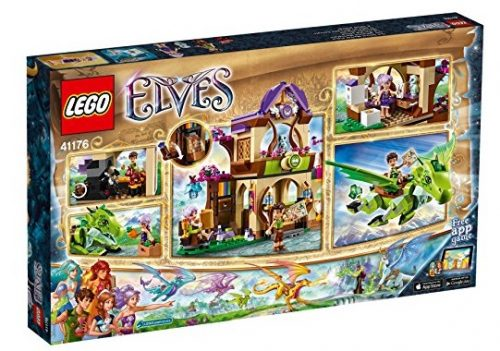 LEGO Elves - Set Mercado secreto (41176)