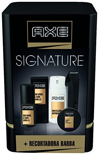 Pack regalo QUATTRO AXE SIGNATURE