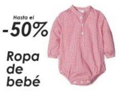 Ropa de bebé – Hasta el 50% de descuento
