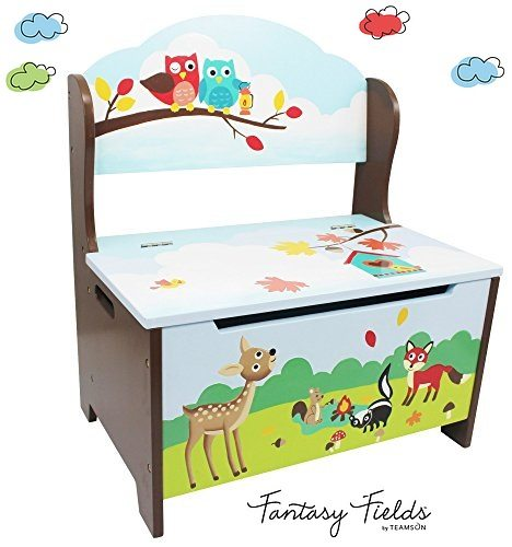 Banquillo infantil Fantasy Fields Enchanted Woodland