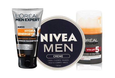 Hasta -30% en L Oréal Men Expert y Nivea Men