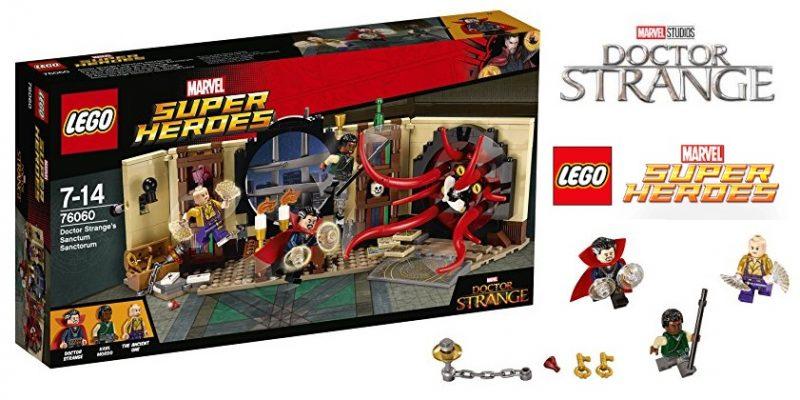 Lego Super Heroes Doctor Strange's Sanctum Sanctorum