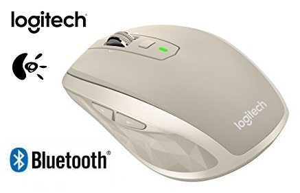Ratón inalámbrico Logitech MX Anywhere 2