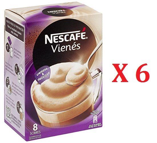 Pack Nescafé Café Soluble Vienés