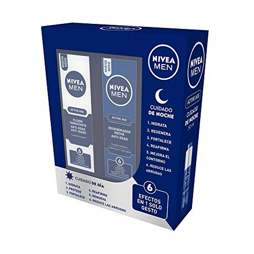 Nivea Men Active Age Hidratantes