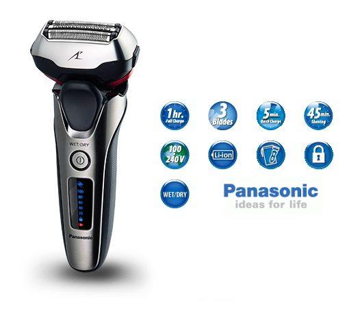 Afeitadora Panasonic ES-LT4N-S803