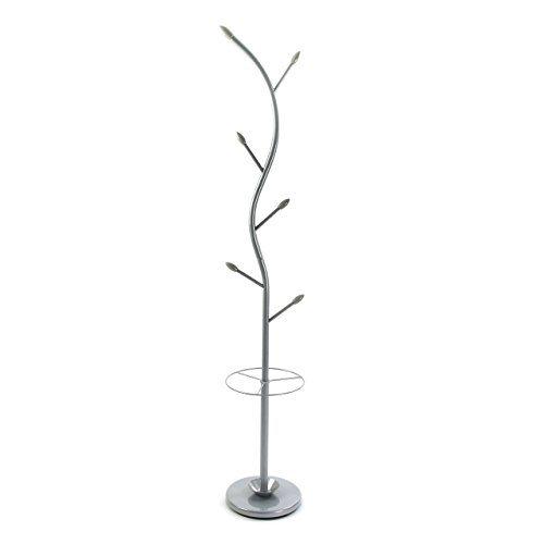 Perchero Versa de metal en forma de árbol