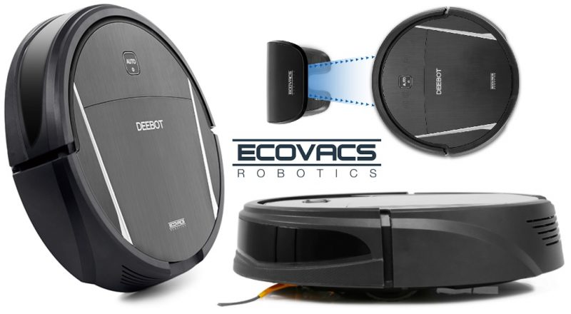 Robot Aspirador Ecovacs DEEBOT DM85